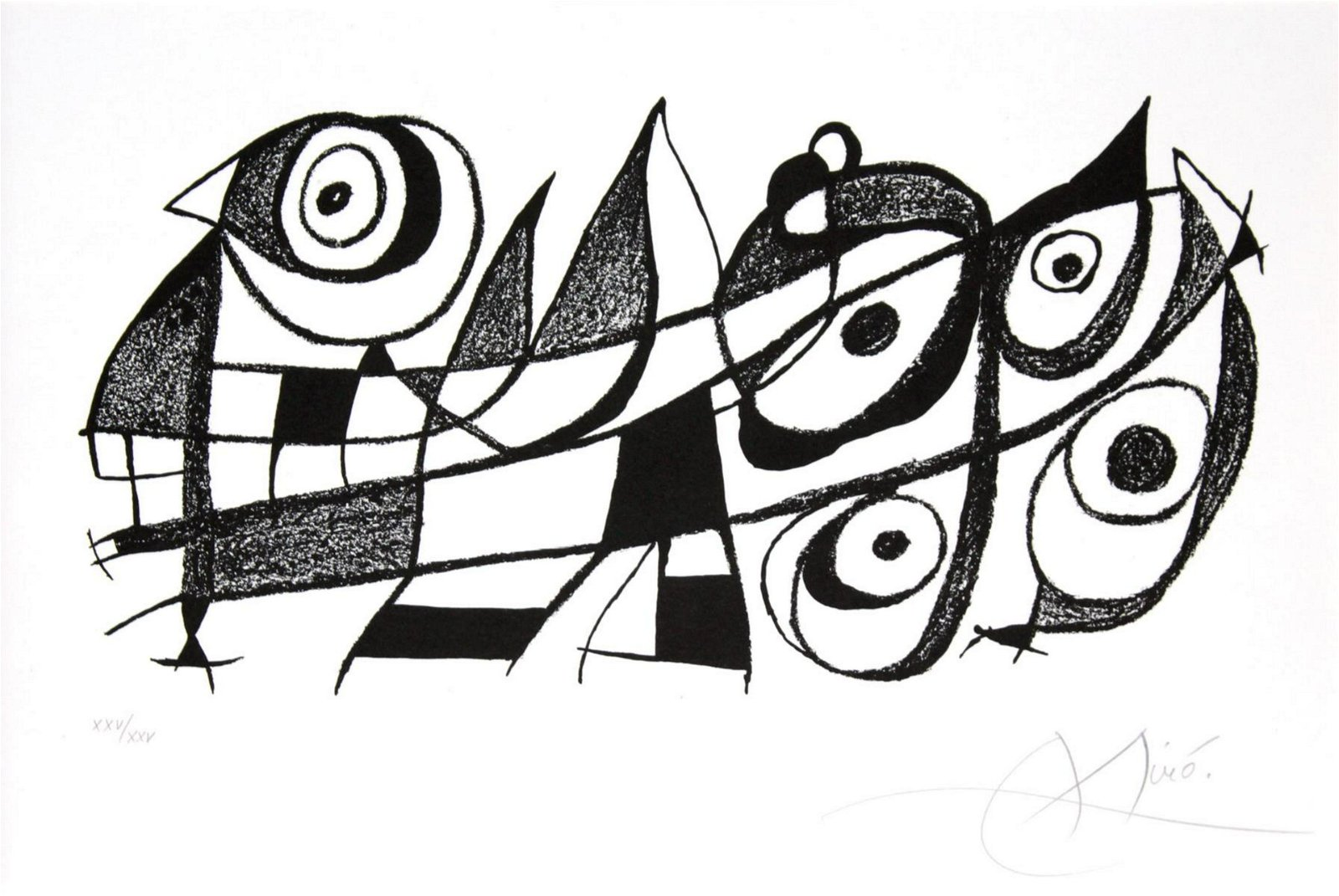Joan Miro - Miro Sculptor