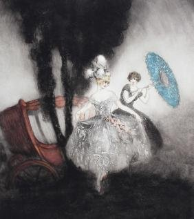 Coach by Louis Icart