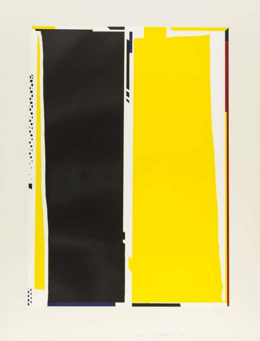 Roy Lichtenstein - Mirror #5