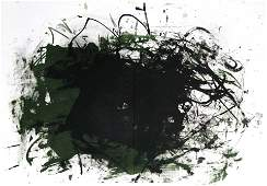 """Joan Mitchell - Untitled from """"One Cent Life"""""""