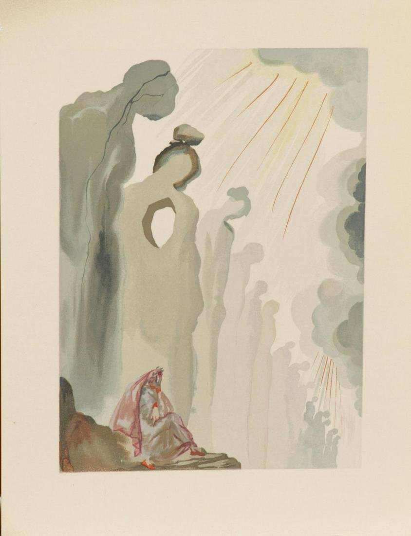 Salvador Dali - The Second Terrace