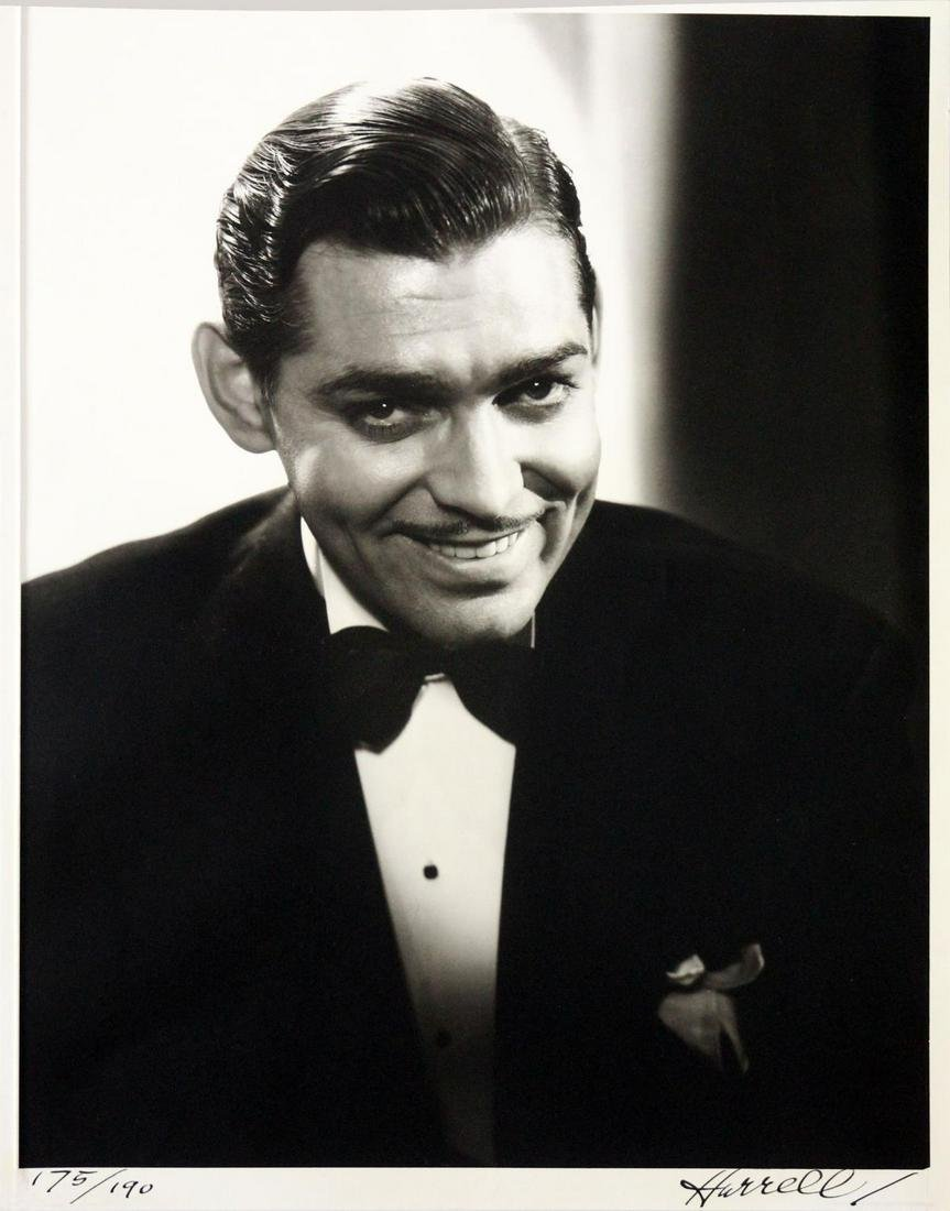 George Hurrell - Clark Gable