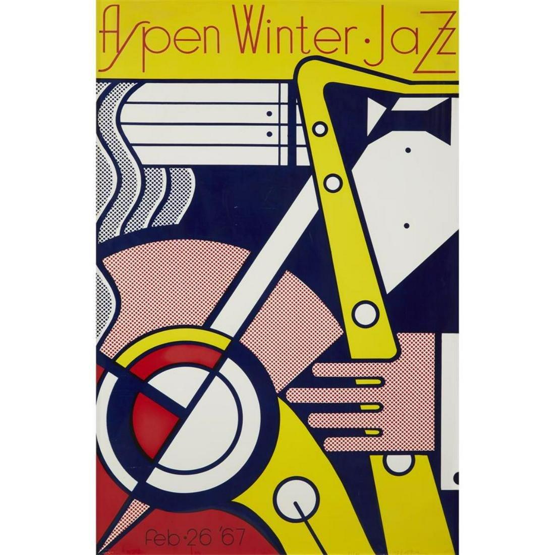 Roy Lichtenstein - Aspen Winter Jazz