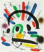 Joan Miro - Original Lithograph III