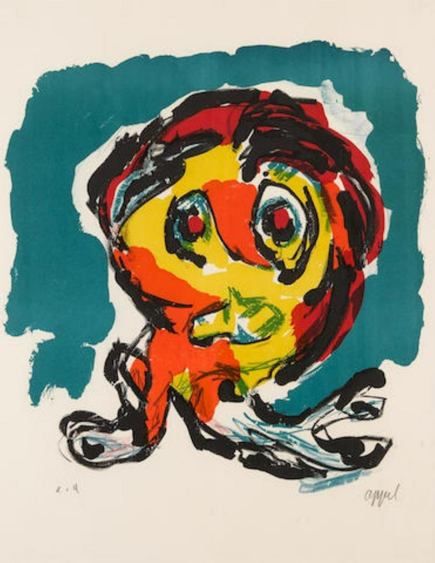 Karel Appel - Untitled