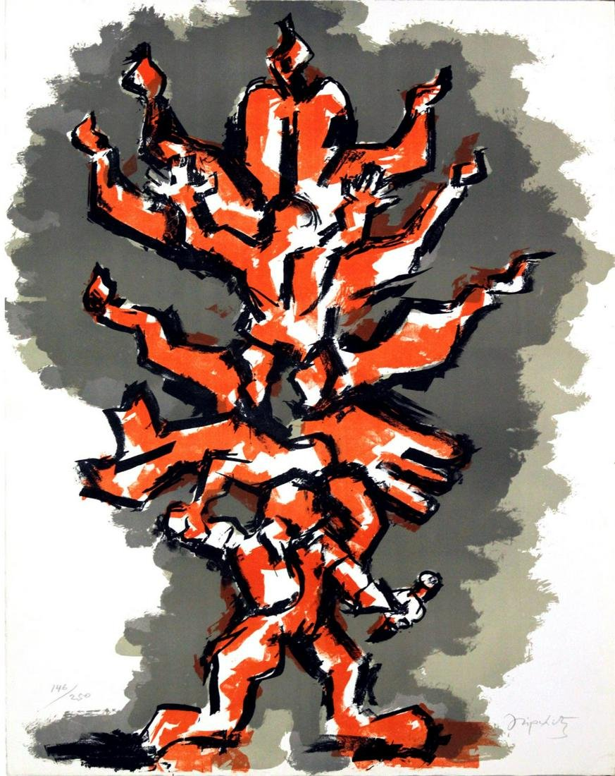 Jacques Lipschitz - Tree of Life