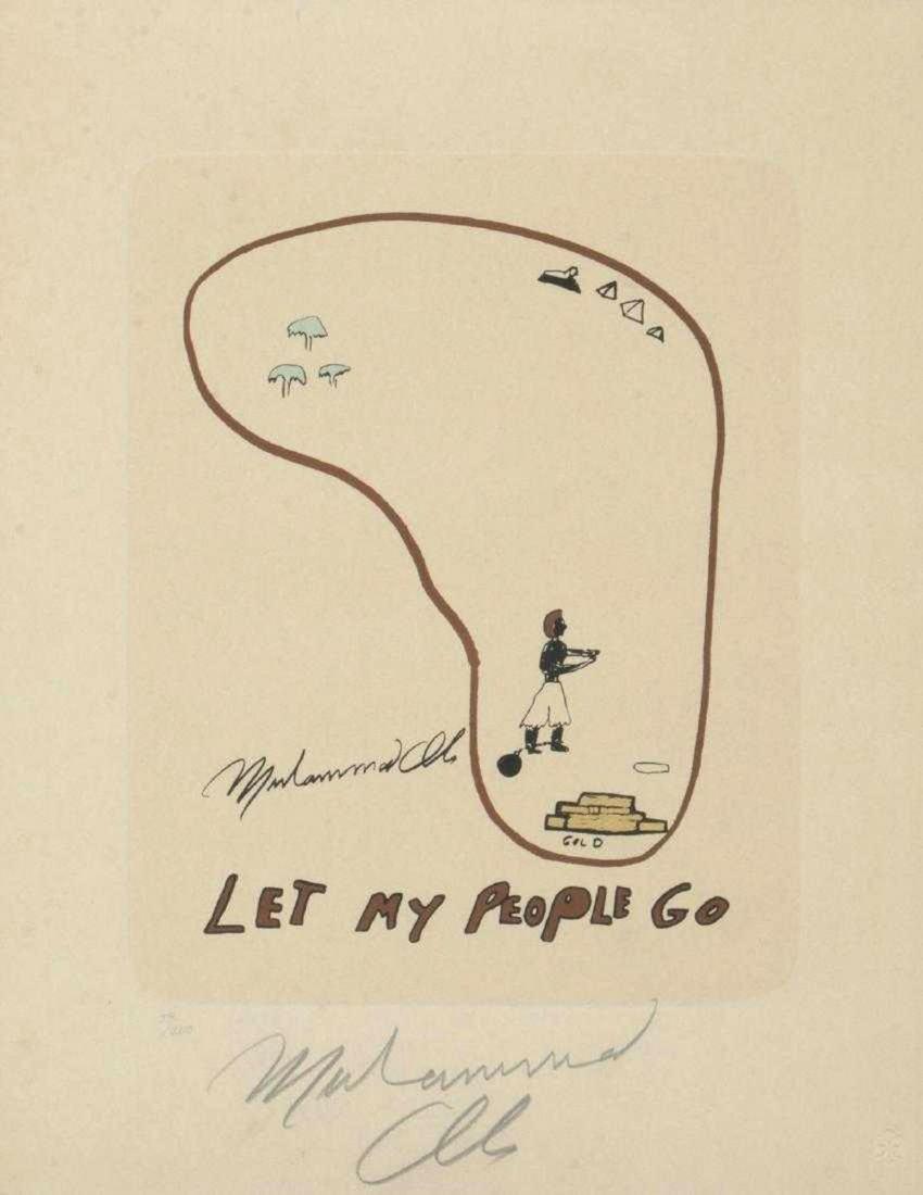 Muhammad Ali - Let My People Go