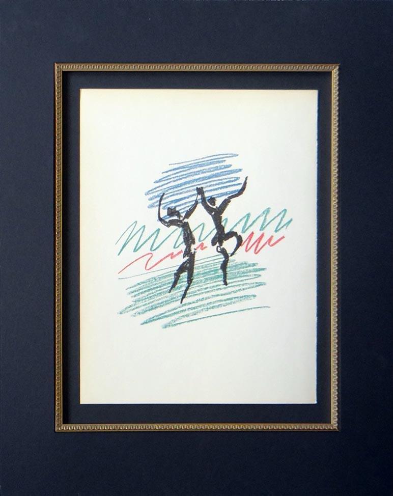 """Pablo Picasso """"The Dance"""""""