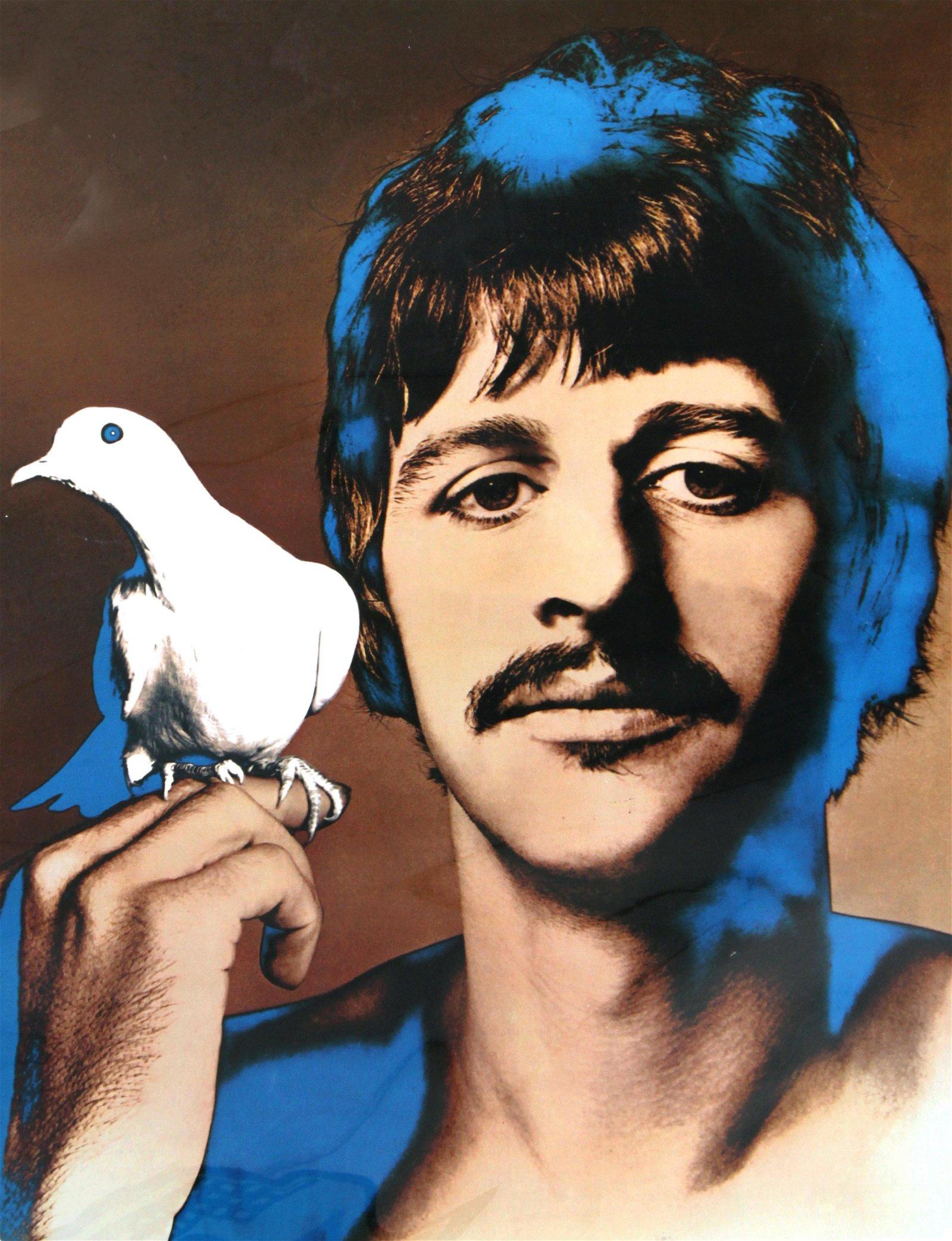 Richard Avedon - Ringo