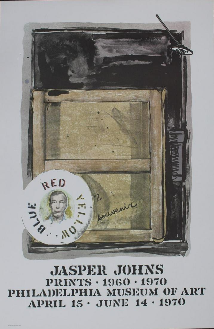Jasper Johns - Souvenir