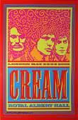 John Van Hamersveld - Cream Gig Poster
