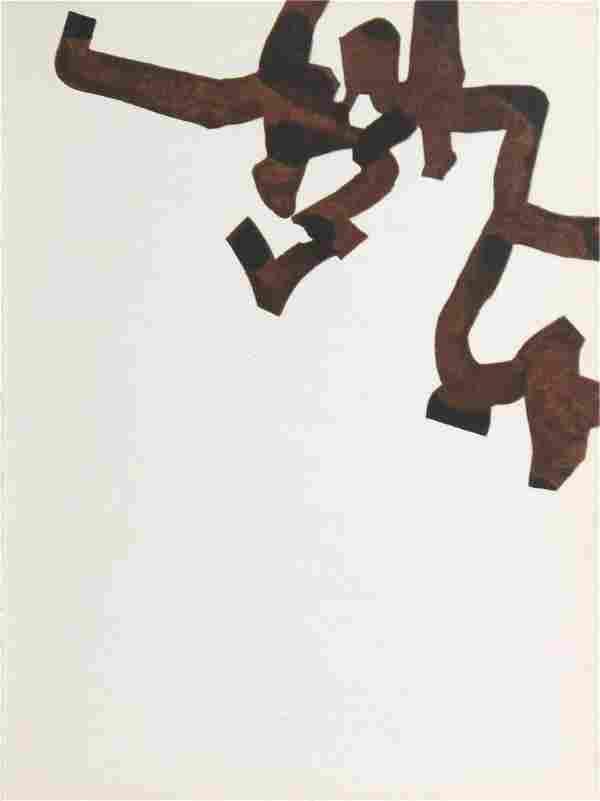 Eduardo Chillida - Untitled