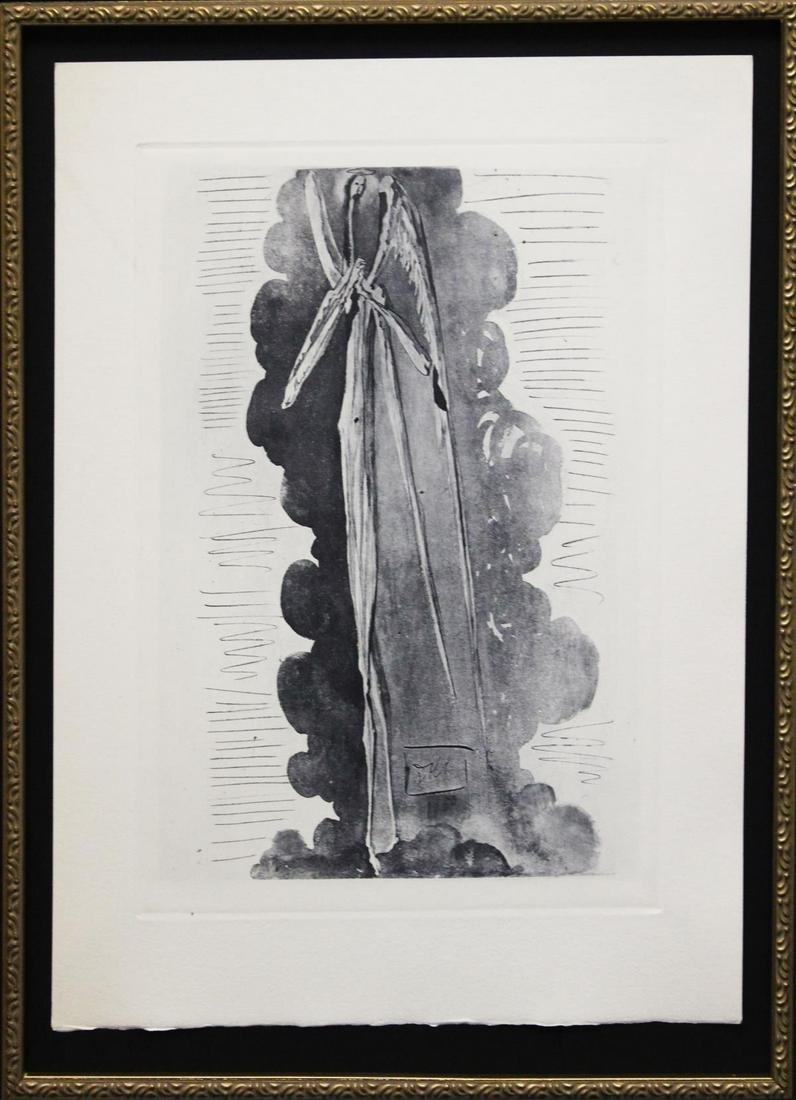 Salvador Dali - Divine Impenetrability