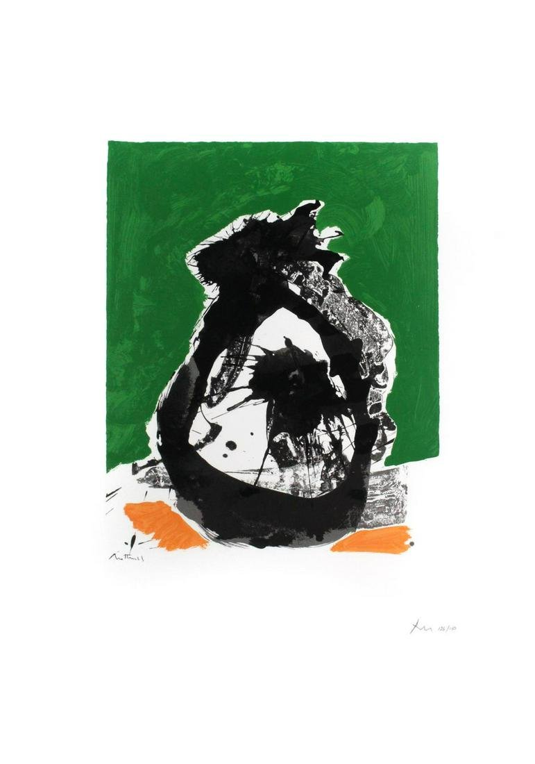 Robert Motherwell - Untitled B