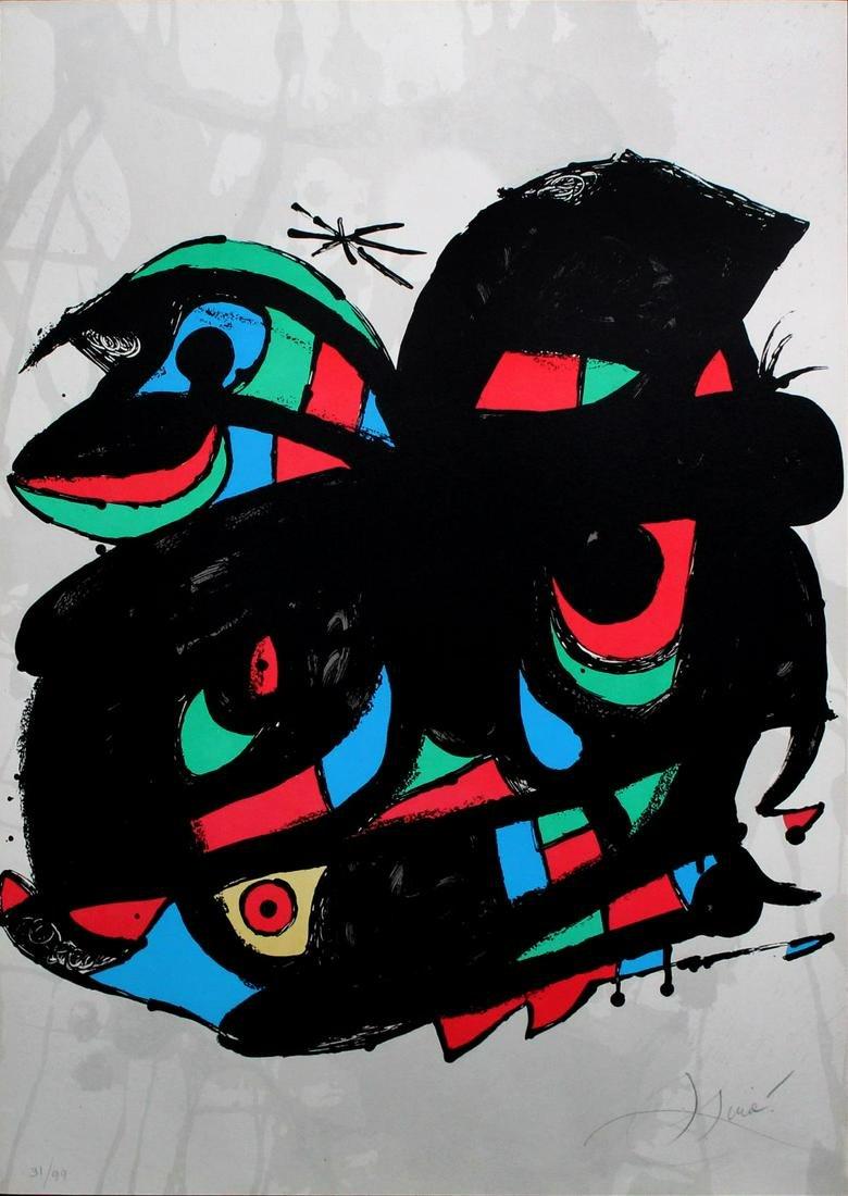 Joan Miro - Fundacio Joan