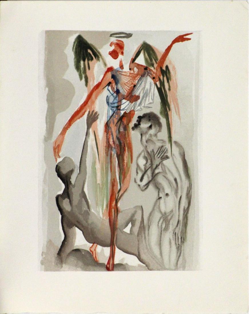 Salvador Dali - Towards the Tree of Law