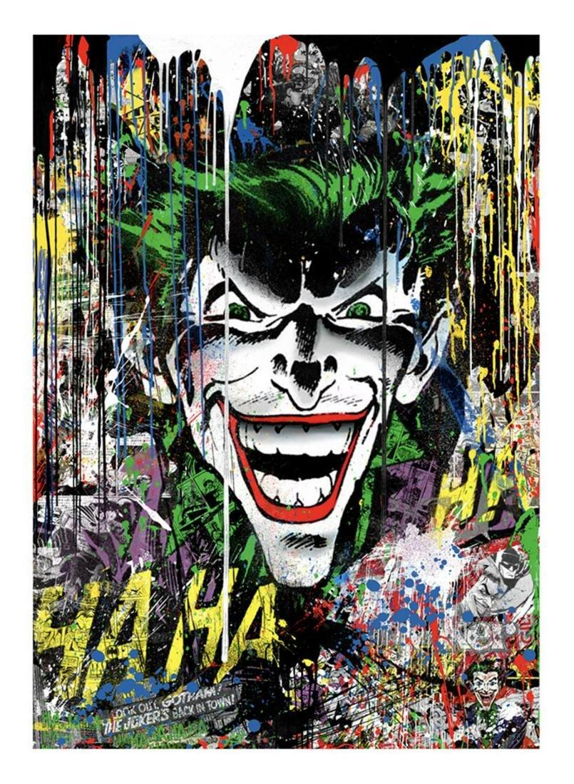 Mr. Brainwash - The Joker