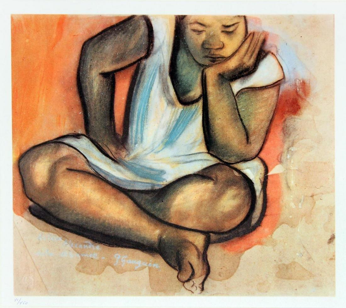 Paul Gauguin - Tavola 14