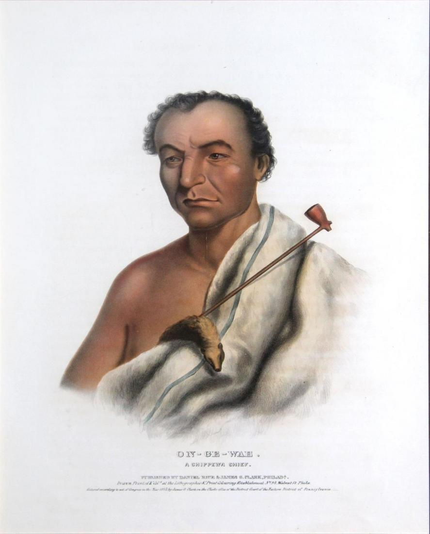 Charles Bird King - On-Ge-Wae