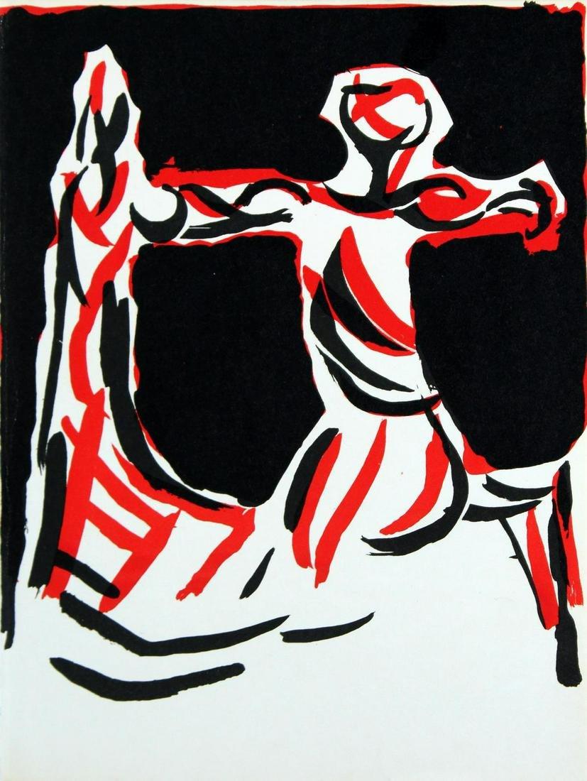 Marino Marini - Cavalier