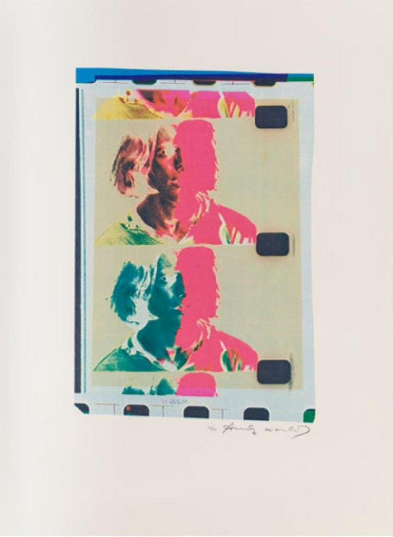 Andy Warhol - Eric Anderson (Chelsea Girls)