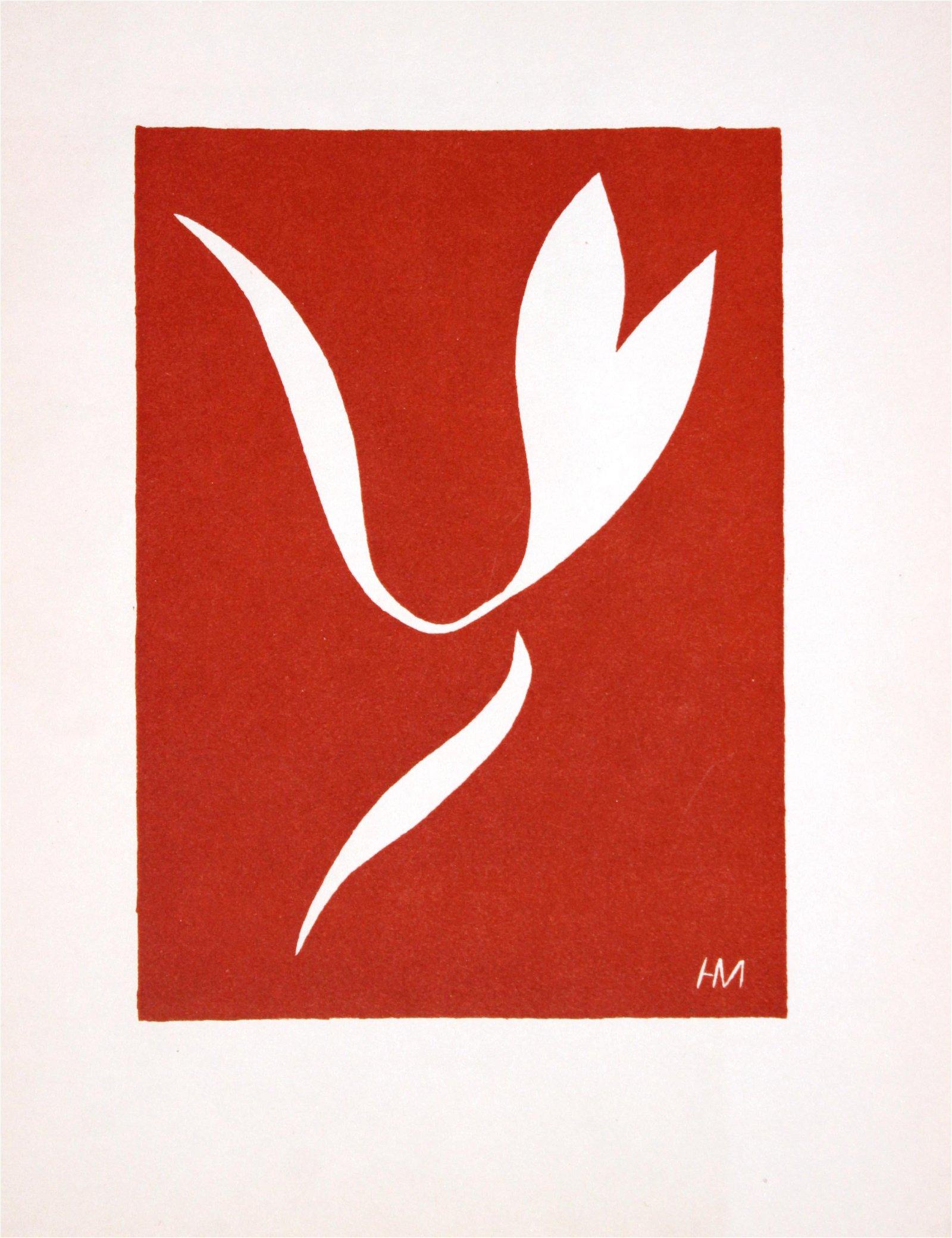 Henri Matisse - Skater in Motion I