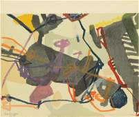 Eugene de Kermadec - Untitled Abstract Landscape
