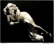 George Hurrell - Ann Sheridan