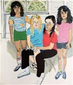 Alice Neel - The Family