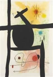 Joan Miro - La Calebasse