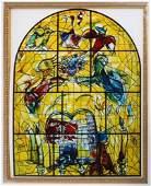 Marc Chagall - Jerusalem Windows