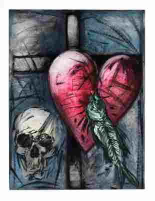Jim Dine - The Garrity Necklace