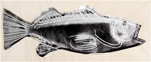 Andy Warhol - Fish Wallpaper