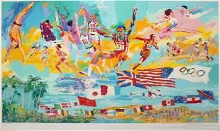 LeRoy Neiman - American Gold