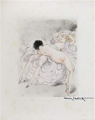 Louis Icart - Foreplay