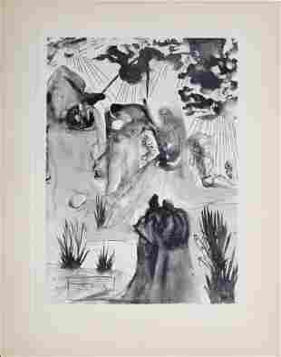 Salvador Dali - The Divine Forrest