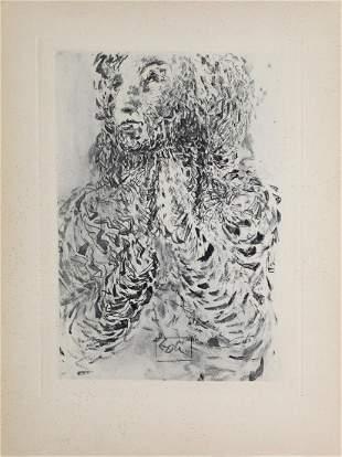 Salvador Dali - Divine Foreknowledge