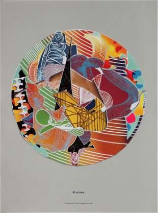 Frank Stella - Plutusia