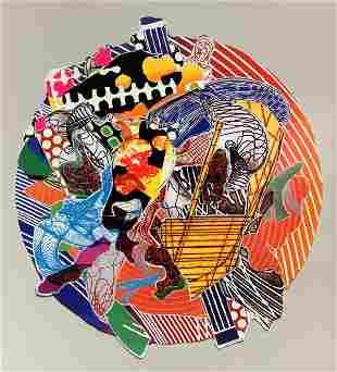 Frank Stella - Jundapar