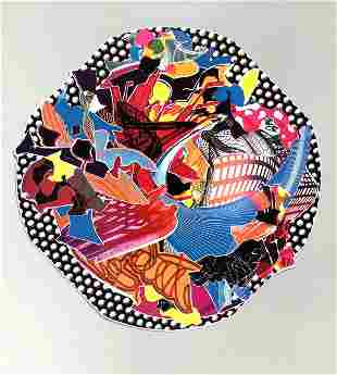 Frank Stella - Fattipuff
