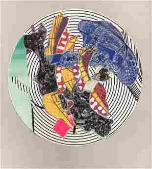 Frank Stella - Egyplosis