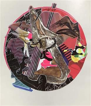 Frank Stella - Sanor