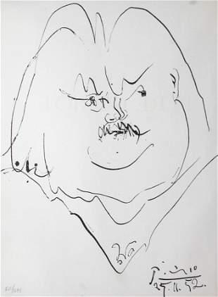Pablo Picasso - Le Pere Goriot
