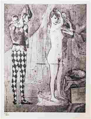 Pablo Picasso - La famille