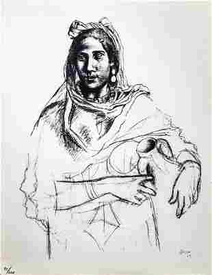 Pablo Picasso - Untitled