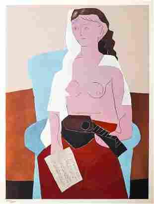 Pablo Picasso - Le fils de L'Artiste