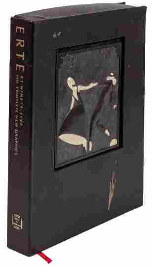 Erte - Erte at Ninety-Five (The Complete New Graphics)