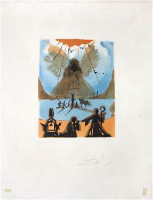 Salvador Dali - Final Apotheosis