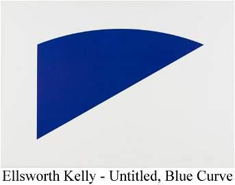 Ellsworth Kelly - Untitled