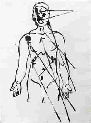 Andy Warhol - Physiological Diagram II